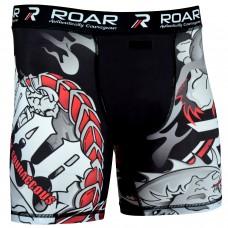 ROAR New Compression Shorts Sport Boxer Brief Running Dri Fit Training Gym Tight