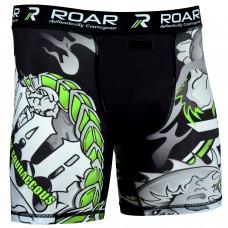 ROAR New Compression Shorts Sport Boxer Pents