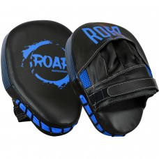 ROAR MMA Focus Pads Curved Kick Shields Punching Mitts