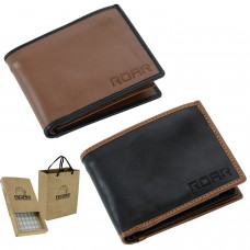 ROAR GENUINE LEATHER: Carefully crafted from genuine leather,Great Fit For Use