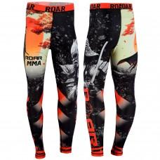 ROAR Men's Spats MMA Leggings BJJ Pants