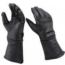 ROAR Gauntlet Motorcycle Gloves Windproof Men's Bike Riding Driving Gloves