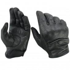 ROAR Women's Perforated Sporty Glove Ladies Motorcycle Gloves