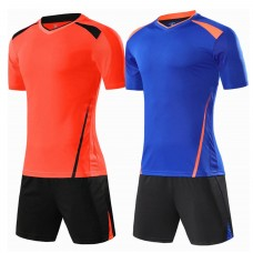 ROAR 12 Soccer Set Team Uniform Shirts & Shorts With Free Name,Number And Logo's