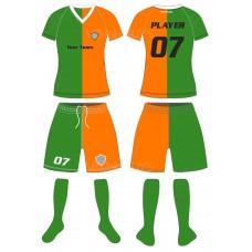 ROAR 10 Sublimated Football/Soccer Team Sets Shirts / Jerseys & Shorts Uniform Sets