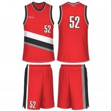 ROAR 15 Basketball Uniform Suit customize Sublimation Basketball Jersey Club Kit
