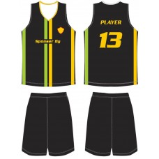 ROAR 12 Custom sublimation basketball jersey uniform complete set for Team Club
