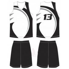 ROAR 20 Basketball Team Uniform Set Sublimation Free Name,Number & Logo kit