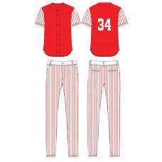 Details about  ROAR 16 Baseball Custom Team Jersey Uniforms Sets Wholesale Club Wear