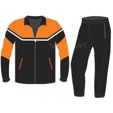 ROAR14 Custom Made Mens Warmup Suit, Men, Fitness Sweatshirt Vital Woven Warm up