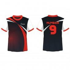 ROAR 12 Soccer T-Shirts Uniform Set Customized Club Wear Adult's Youth Sizes