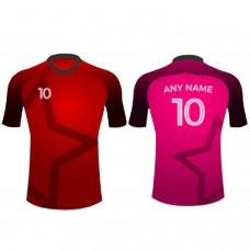 ROAR 12 Set Of Customize Soccer Uniform T-Shirts $15 Each Set Men's kit All Size