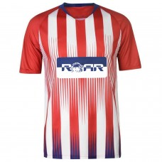 ROAR 2018 USA Soccer T-Shirts Team 15 Set Of Uniform Adults Size Home Kit Wear