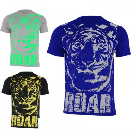 ROAR Men's T-Shirt Box Logo Premium Design