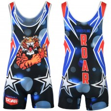 ROAR American Tiger Wrestling Singlet