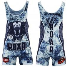 ROAR New Design Wrestling Singlet Loin BodySuit